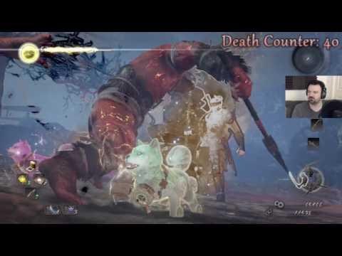 Nioh playthrough pt23 - The Yokai Gauntlet Mission/More Upgrades