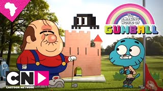 The Amazing World Of Gumball | Ocho's Uncle Mario | Cartoon Network Africa