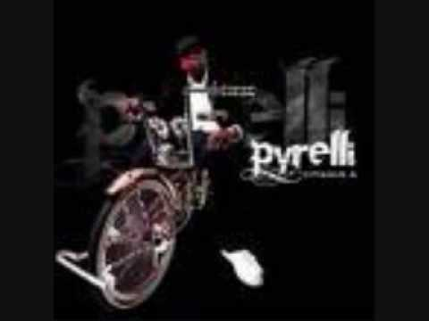 The Claps - Pyrelli - Vitamin A Twist Of Fate - Produced By Dat G Gav (2007)