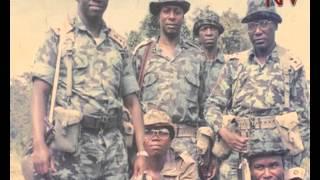 Luweero: Museveni's political