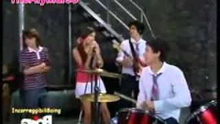 Speciale Incorreggibili:I ragazzi e Luna cantano Crazy love