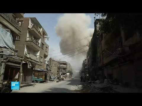 قصف على الغوطة الشرقية وقصف مضاد على جرمانا  - نشر قبل 19 دقيقة