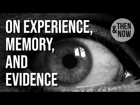 On Experience, Memory, Evidence: Joan Scott & Allan Megill