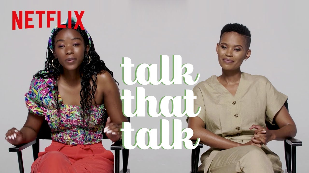 Ama and Gail Talk That Talk | Blood and Water | Netflix