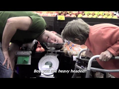 Funniest Supermarket Pranks (Part 2)