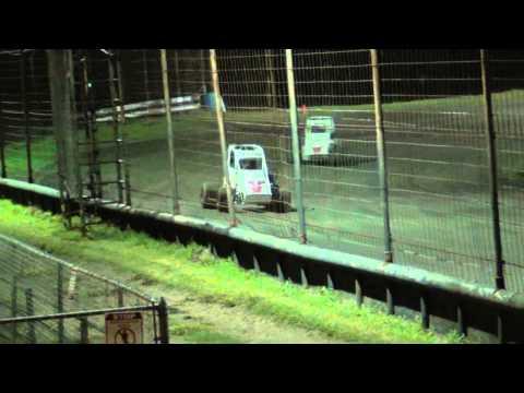 7-26-2014 Heat 2 Gulf Coast Speedway