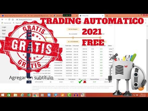 Negoziazione automatica e bot di negoziazione | BOTS App