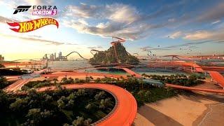 Forza Horizon 3 Hot Wheels DLC First 20 Minutes Xbox One S Gameplay