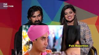 Pak Reaction To | 3 Idiots Movie| Marriage Scene Best Comedy Ever