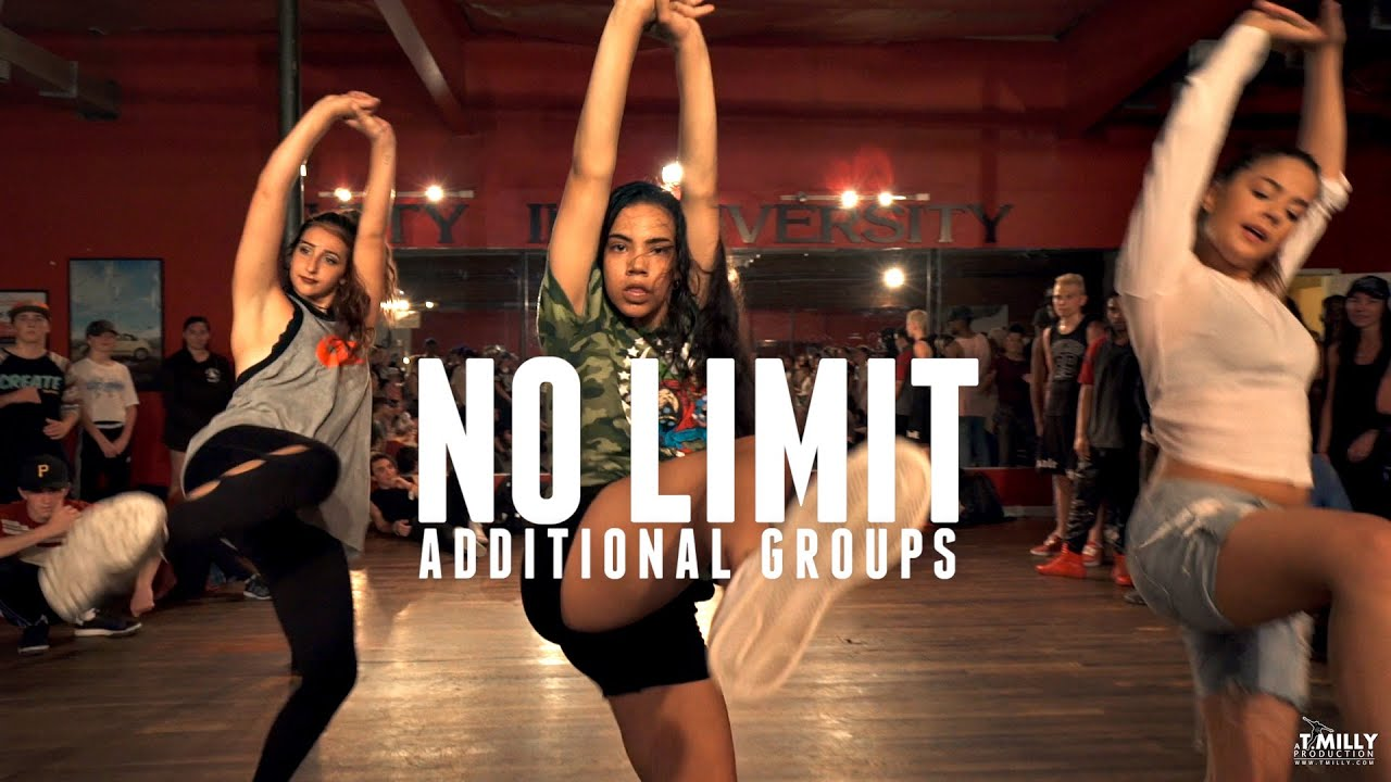 Download Usher - No Limit - Choreography by Alexander Chung - Additional Groups  - Filmed by @TimMilgram
