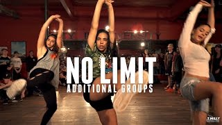 Usher - No Limit - Choreography by Alexander Chung - Additional Groups - Filmed by @TimMilgram
