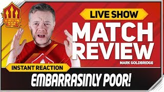 Goldbridge! Partizan 0-1 Manchester United Match Reaction