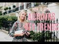 How To Style Autumn's Key Trends //  AUTUMN 2017 LOOKBOOK   (ad) // FASHION MUMBLR