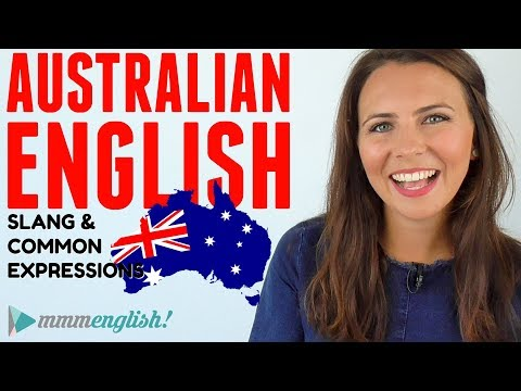 Australian Slang | Real Life English! | Vocabulary and Common Expressions