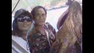 Cá mú 53kg câu tại Côn đảo - Huỳnh Phong
