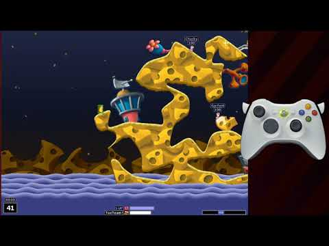 Worms Reloaded controller Scheme for Worms Armageddon on steam |
