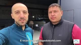 Покостовский гранит. Завод в Украине. Обзор камня от Xiamen Pagoda-Build.