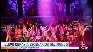 Misi fue una de las principales exponentes del teatro en Colombia