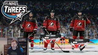 NHL 18 THREES CIRCUIT: HEROES CIRCUIT & FINAL BOSS
