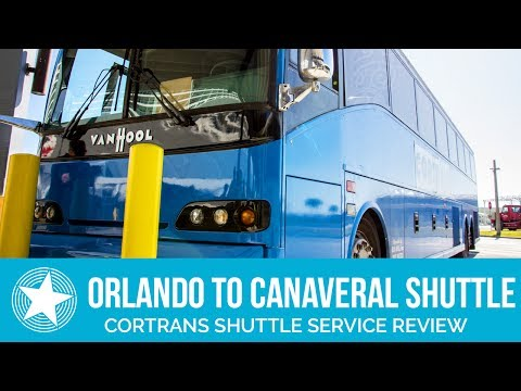 Cortrans Shuttle Service: A Full Review & Ride Experience