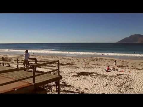 Cape Town Beaches : Kommetjie & Noordhoek