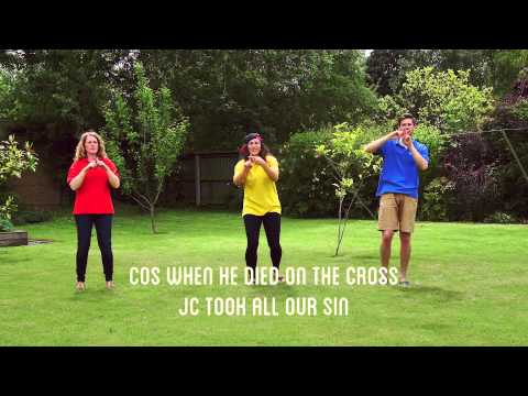 Beautiful Day - Dance actions & Lyric Video from 'Great Big God 5' (Vineyard Kids Worship)