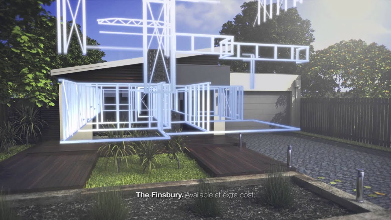 BUILDING A STEEL FRAME HOME IS AN INVESTMENT - YouTube