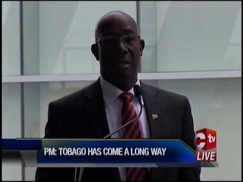 Prime Minister Looking To Tobago To Contribute More To T&T's Economic Development