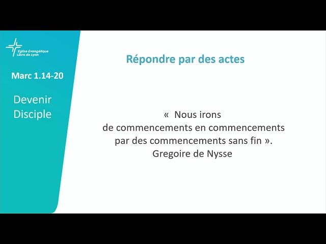 Diffusion en direct de EEL Lyon 24Janvier 2021 à partir de 11H15