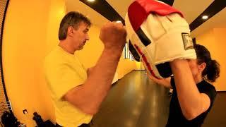 Emin Boztepe - EBMAS Escrima Boxing