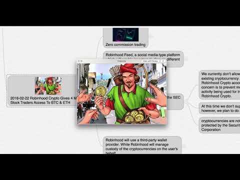 Crypto and Stocks On The Same Zero-Fee Mobile Platform? - Meet Robinhood Crypto
