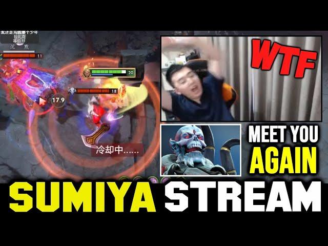 LOL react & Fap Hand plays by Fatty Sumiya | Sumiya Invoker Stream Moment #1649