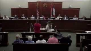 August 20, 2014 - St  Charles County, Missouri Planning and Zoning Commission Meeting