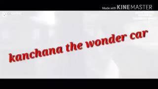 Kanchana the wonder car trailer very horror movie