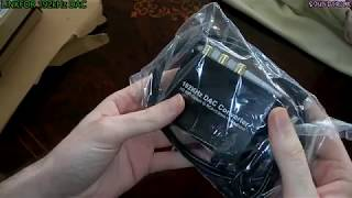 LINKFOR 192kHz DAC Digital to Analog AUDIO Converter [ AMAZON UNBOXING ] PS4 TEST