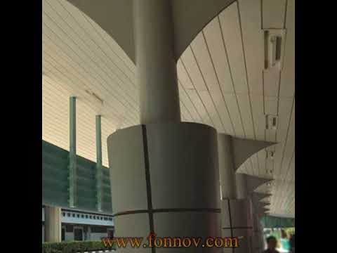 Fireproof Aluminium Metal Ceiling Panels Malaysia Lay in Ceiling