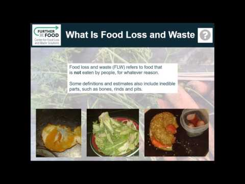 Measure to Manage  The Food Waste Opportunity