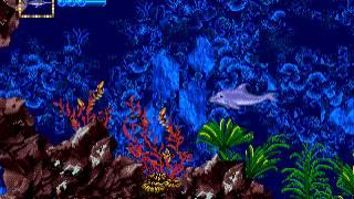 Mega Drive Longplay [237] Ecco Jr.