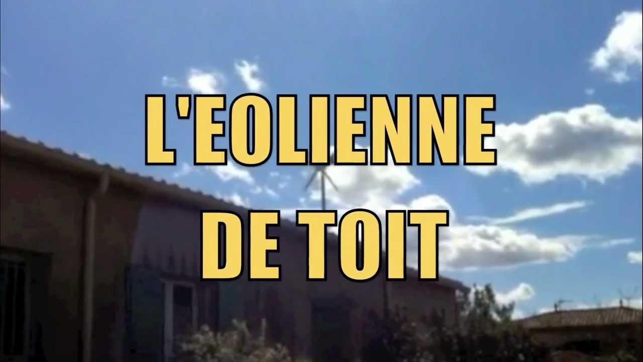 Eolienne de toit kestrel e160i inovelec youtube - Eolienne de toit ...
