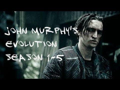 John Murphy ~Radioactive ~ The 100