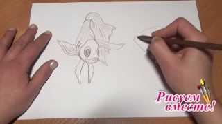 Как нарисовать симпатичных рыбок(Как нарисовать симпатичных рыбок Смотрите видео по ссылке https://youtu.be/NS2RJqTdyCY Подписывайтесь на канал http://www.you..., 2015-11-29T14:02:50.000Z)