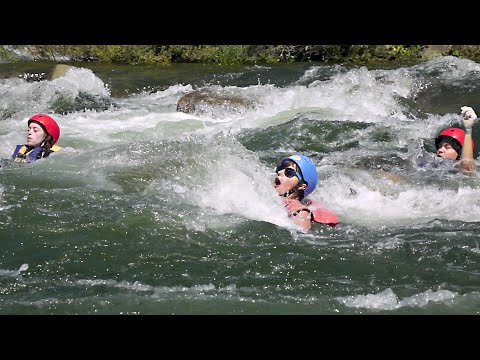 Rafting Trip 2015: Mount Madonna School