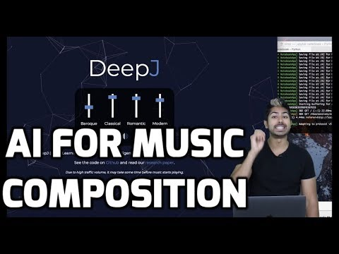 AI for Music Composition