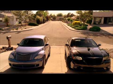 Уолтер Уайт покупает новую машину / Walter White buys a new car