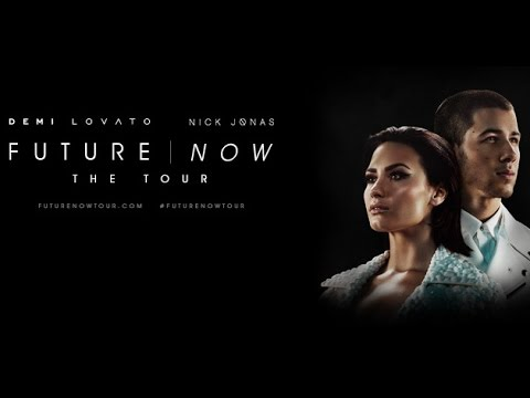 Demi Lovato & Nick Jonas - Future Now Tour  show