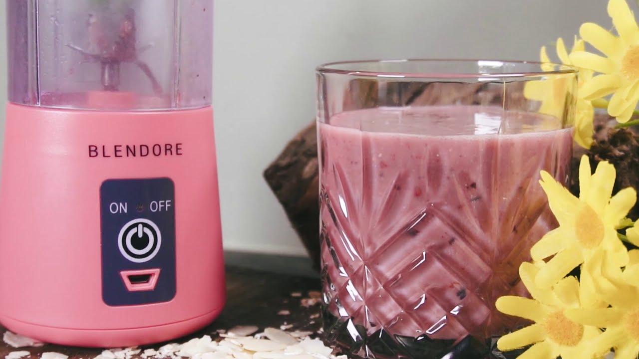 smoothie blender recept