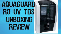 Aquaguard Enhance RO + UV + TDS Unboxing Demo & Review || Best Water Purifier