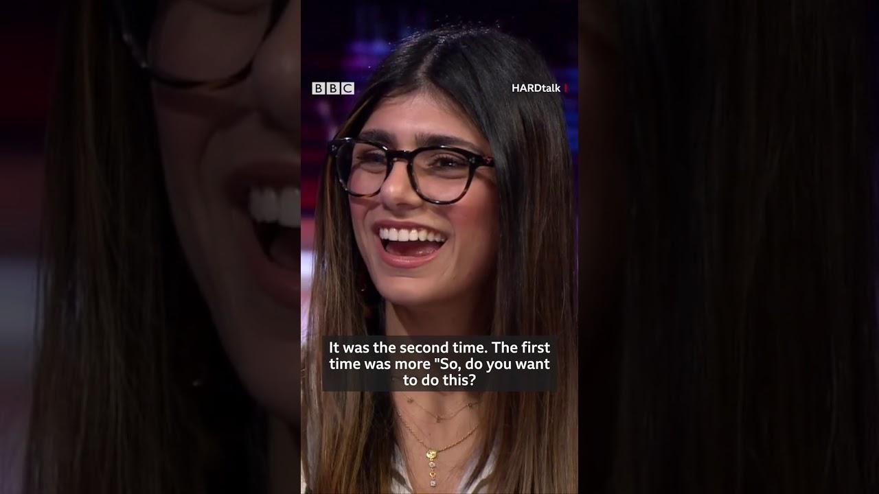 Mia khalifa porn full bbc Mia Khalifa Why I M Speaking Out About The Porn Industry Bbc Hardtalk Youtube