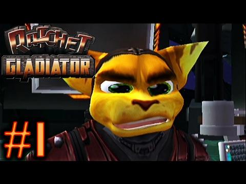 Let's Play Ratchet: Gladiator [GERMAN] #1 - Die neuste Staffel von DREADZONE!