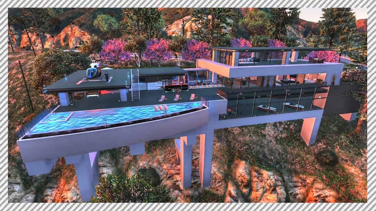 Massive Bel Air Billionaire Mansion Youtube